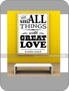 Image of Do Small Things with Great Love