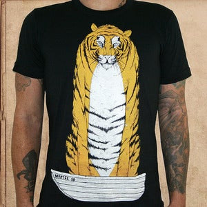 Image of Life of Pi/ Richard Parker - unisex - discharge inks