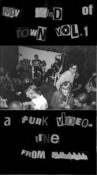 Image of My Kind of Town VHS zine