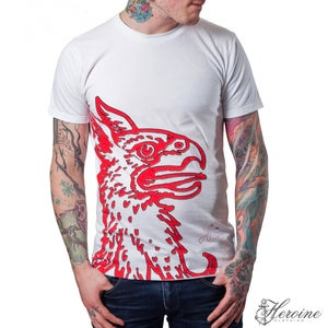 Image of Birds Of Prey White Unisex