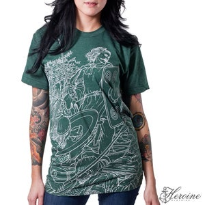 Image of Battles Green Unisex