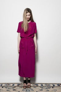 Image of W13 Short Sleeve Maxi Dress