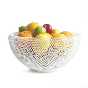 Image of NEST BOWL WHITE L