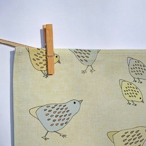 Image of Chicks Tea Towel