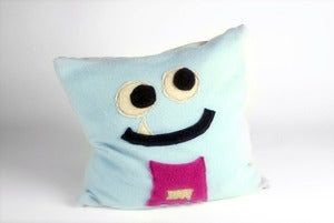Image of Snuggly Tooth Fairy Cashmere Pillowcase