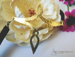 Image of Atlantis Goddess Headpiece / Armlet Adornment