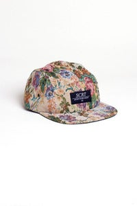 T-shirt design Floral Tapestry SCRT 5 Panel