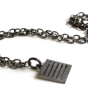 Image of Trellis Necklace