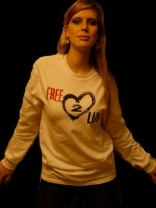 Image of FREE2LUV Long-sleeve Tees