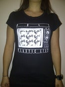 Image of TV Shirt (Mens or Womens) + Pen
