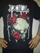 Image of Skull & Roses T-Shirt (Men & Women)