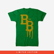 Image of Limited Edition Varsity Tee (Green & Gold)