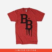 Image of Limited Edition Varsity Tee (Red & Black)