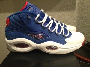 "Image of Reebok Question x Packer Shoes ""Practice"""