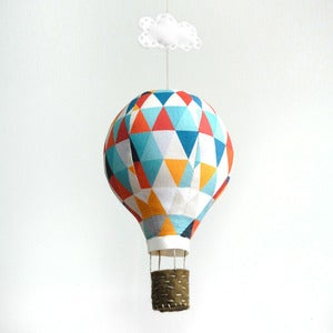 Image of Air Balloon Kit - Triangles