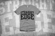 Image of STRAIGHT EDGE T-SHIRT