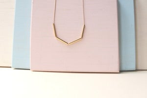 Image of Arrow Colgante / Necklace
