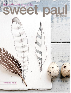 Image of Sweet Paul Spring 2013 Issue No.12 + SPECIAL OFFER! + Giveaway