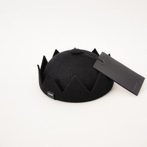 Image of Crown Cap / Black