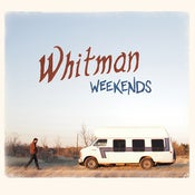 Image of Whitman Weekends CD/LP