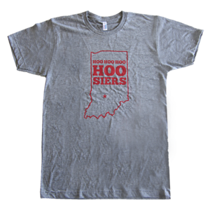 Image of Hoo Hoo Hoo HOOSIERS (Tri)