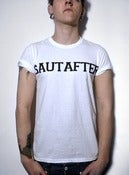 Image of Varsity Tee White - Mens