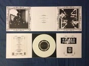 "Image of DK022: Ruined Families - S/T 7"" EP - 2nd Press - White Vinyl w/ Deluxe Covers /300 - 25 From DK"