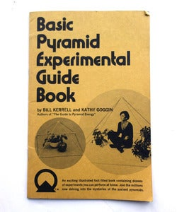 Image of Basic Pyramid Experimental Guide (1974)