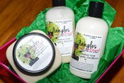 Image of Tangles and Beyond Natural Organic Hair Care Line- 8 oz