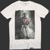 Image of Yankee Doodle Dandy Guys White T-shirt