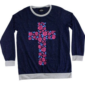 Image of Homeward Bound - Roses - Girls Sweatshirt