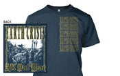 Image of EARTH CRISIS ALL OUT WAR TSHIRT