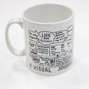 Image of 'A Visual Journey Through Fatherhood' Mug