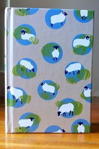 Image of Sheep Notebook