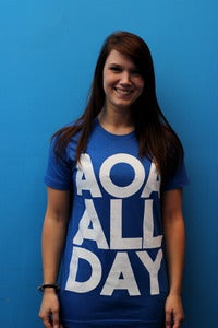 Image of AOA ALL DAY Tee