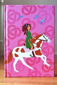 Image of Dancing Horse Notebook