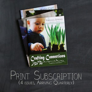 Image of Print Subscription
