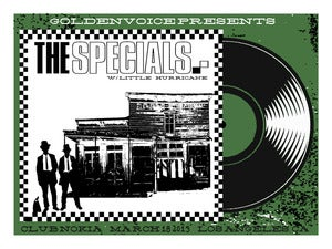 Image of The Specials - Club Nokia Poster