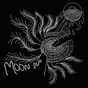 "Image of MOON DUO | ESCAPE 12"" EP"
