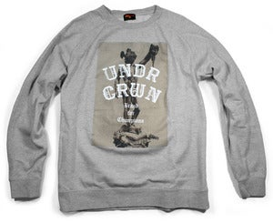 Image of PERSEUS CREW | grey heather