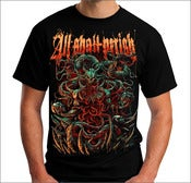 Image of ALL SHALL PERISH - Blood Sucker T-shirt