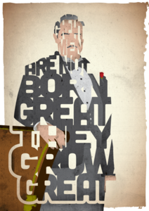 Image of Grow Great - The Godfather