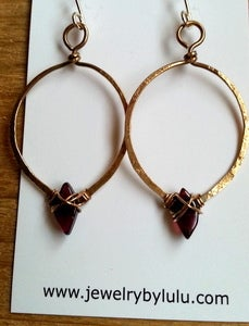 Image of fierce earring