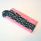 Image of sunnies case - anchors away in blossom