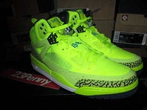"Image of Air Jordan Spiz'ike ""Black History Month 2013"""