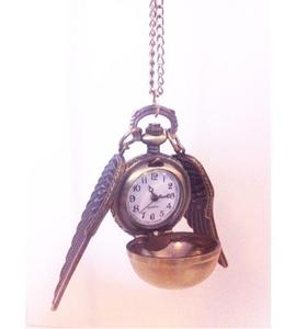 Image of HP Golden Snitch Necklace
