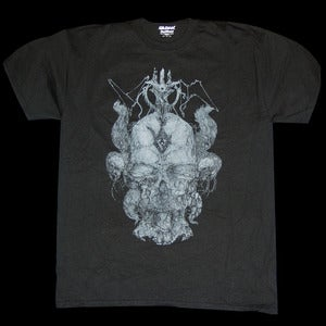 Image of VON-Dark Gods The Ancients I T-Shirt (Ltd Ed 100)+Free Digital Album Download