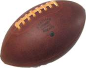 Image of LEATHER HEAD FOOTBALL