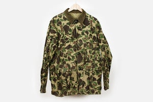Image of Vintage Duck Hunter Camo Jacket