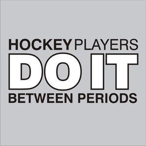 Image of Hockey players DO IT shirt
